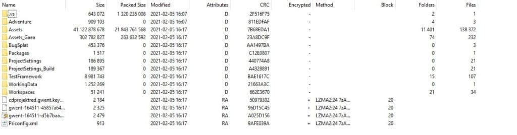 datos código hackeo videojuego Cyberpunk 2077
