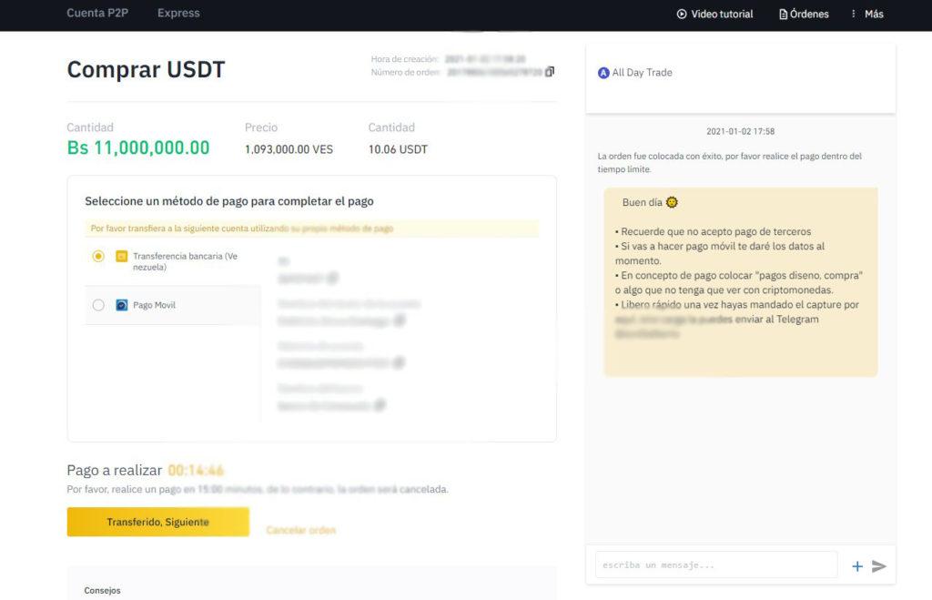 contrato compra criptomoneda publicación