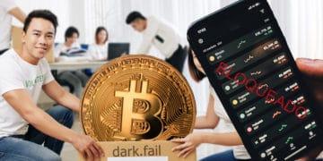 donaciones bitcoin dark web direcciones donantes bloqueadas