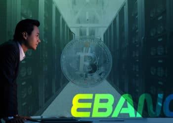 EBANG minería criptomonedas ethereum alquiler hashrate