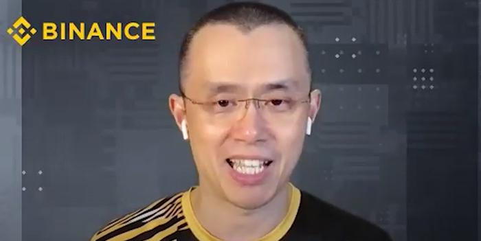 entrevista CEO binance