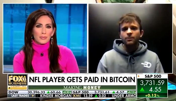 entrevista Jack Mallers bitcoin dolar