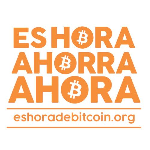 es hora de bitcoin campana