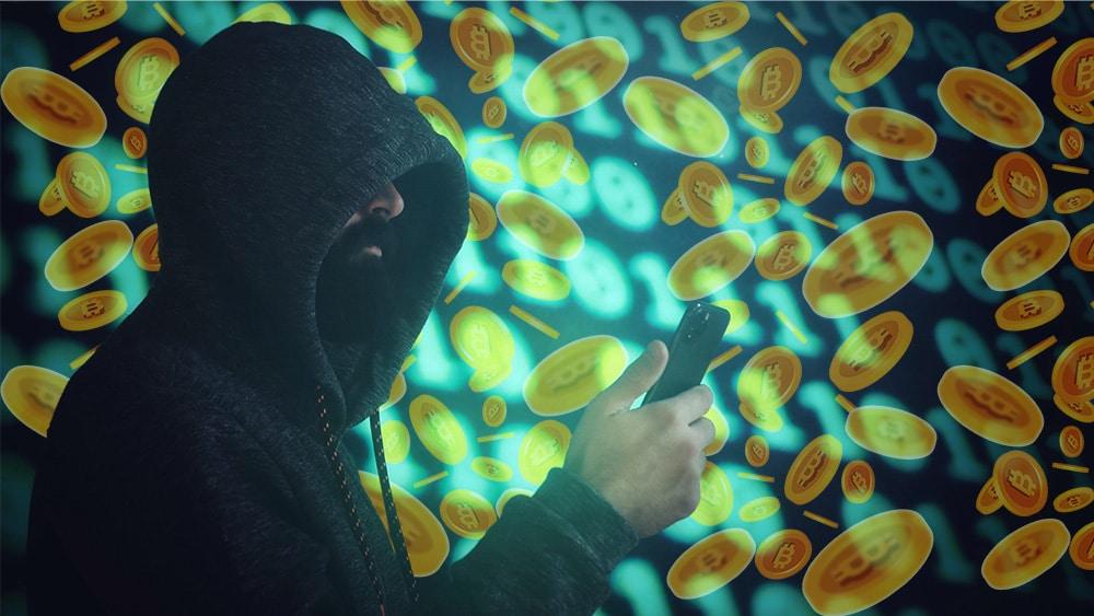 hackeo criptomonedas monederos teléfonos intercambio sim