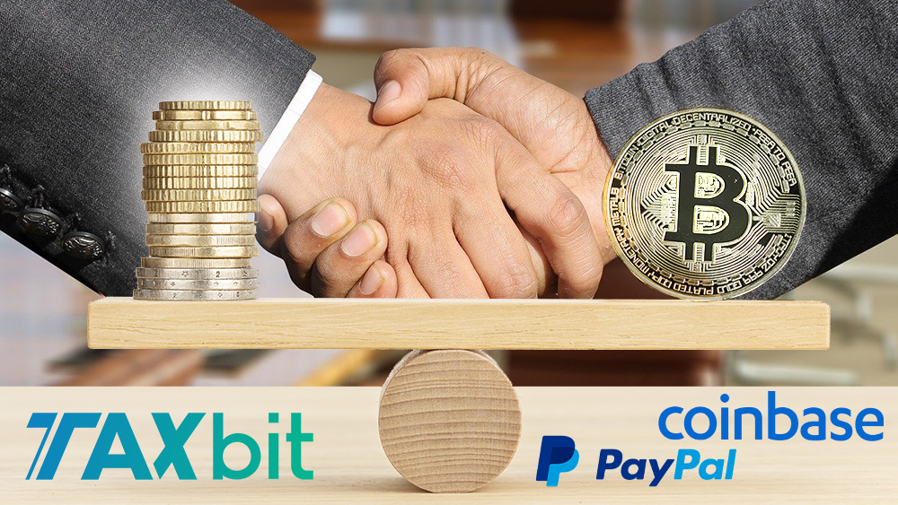 BTC Exchange taxbit inversionistas