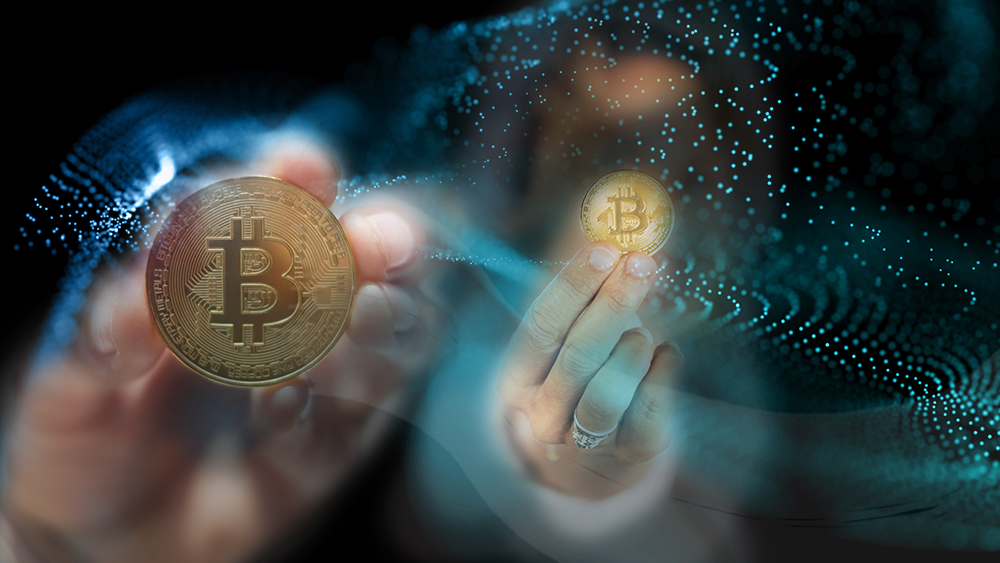 moneda red blockchain suministro