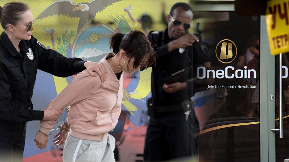 estafa onecoin detenida mujer ecuador