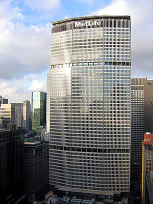 oficinas MetLife investments mannagment