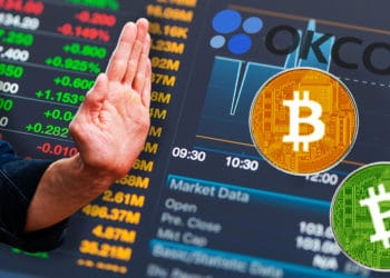 exchange okcoin rechaza bitcon cash bitcoin sv