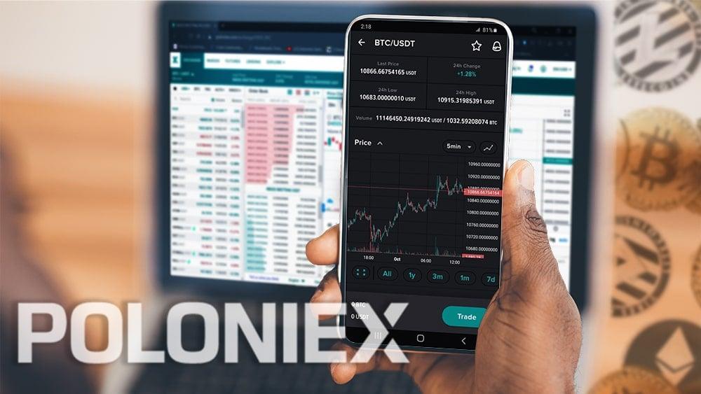 exchange poloniex compraventa préstamos trading bitcoin criptomonedas