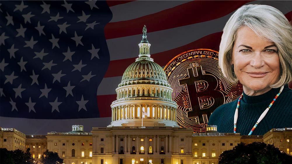 comite bancario congreso Estados Unidos senadora bitcoin