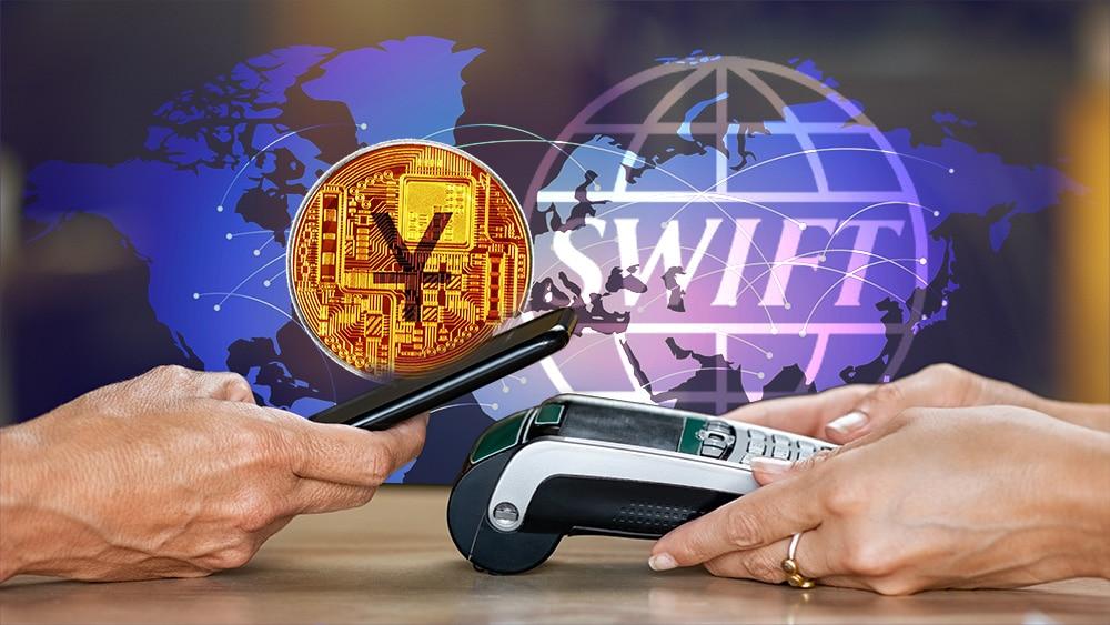 yuan digital china pagos swift
