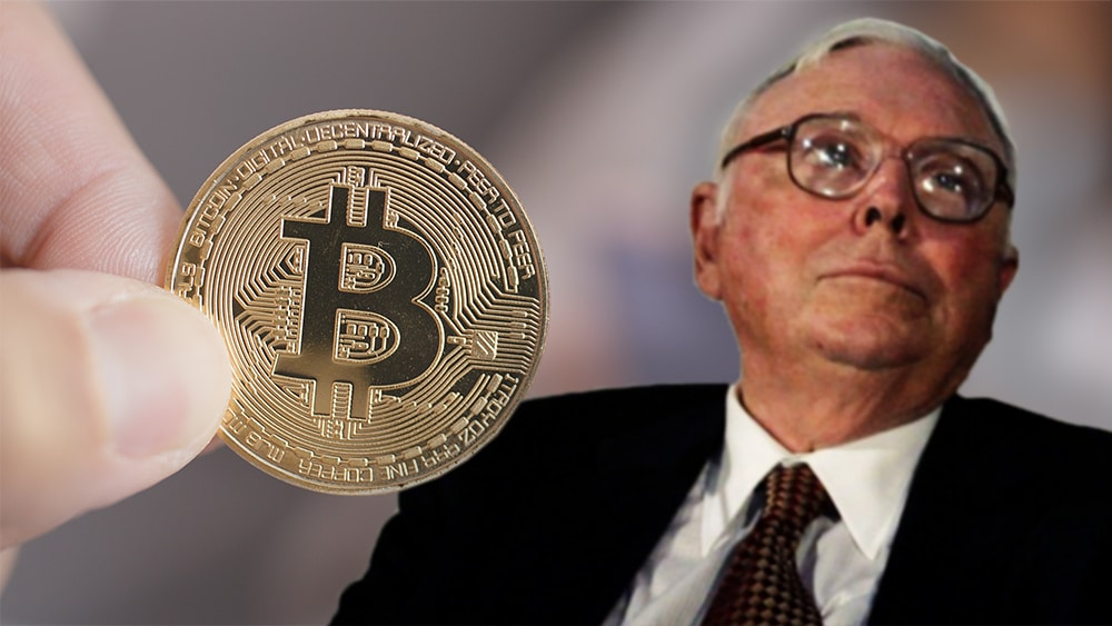 Charlie Munger inversión acciones criptomoneda bitcoin