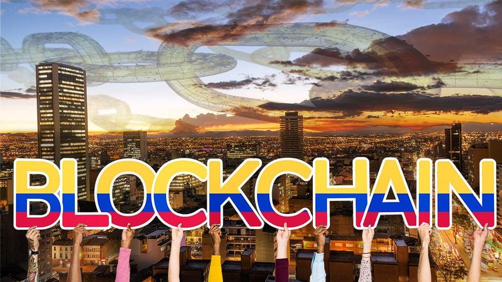 blockchain Colombia adopción sector publico