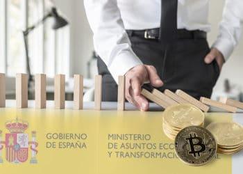 inversionistas consejo autoridad española btc