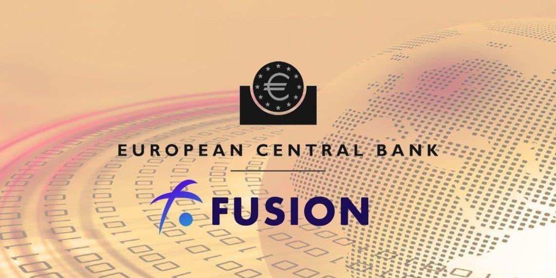 Banco Central Europeo incluye a la blockain Fusion en Informe