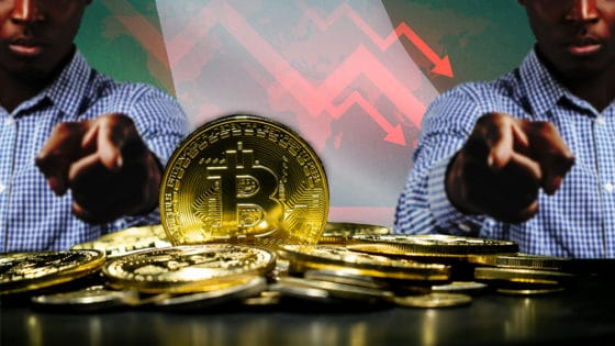 Nigeria acusa a Bitcoin por lo inútil de su moneda sin hacer un «mea culpa»