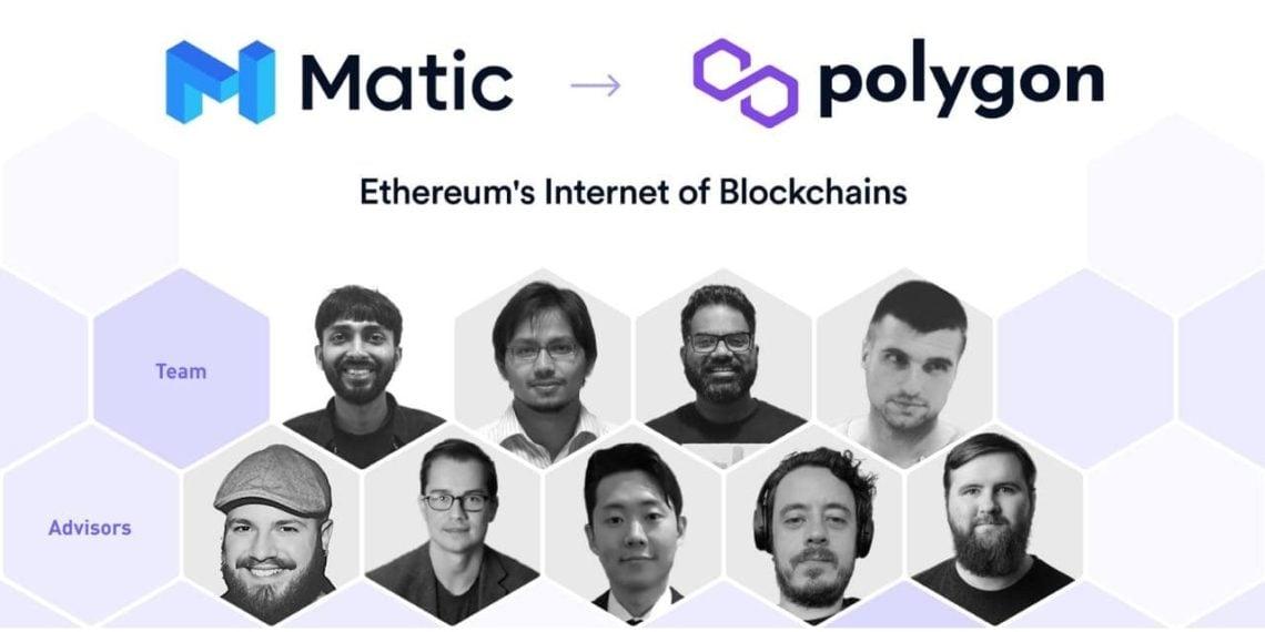Equipo de Polygon Technology