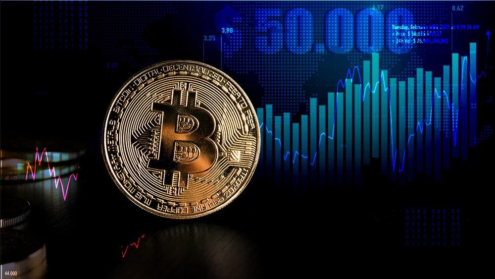 alto histórico precio bitcoin criptomoneda