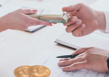 préstamos criptomonedas bitcoin colateral