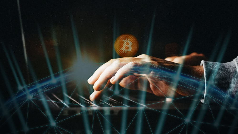 BTC criptomoneda tecnologia blockchain
