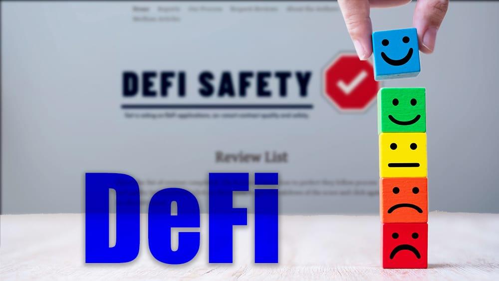 evaluación plataformas DeFi auditoria seguridad