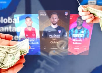 financiamiento expansión plataforma sorare Fantasy Football