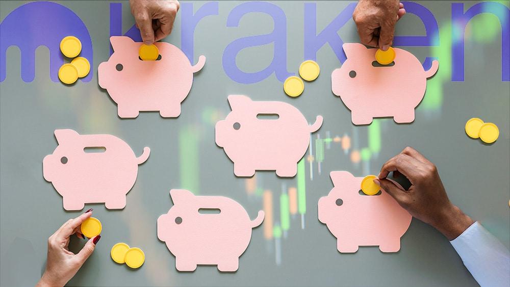 kraken casa cambio recaudación fondos aumentar capitalización mercado