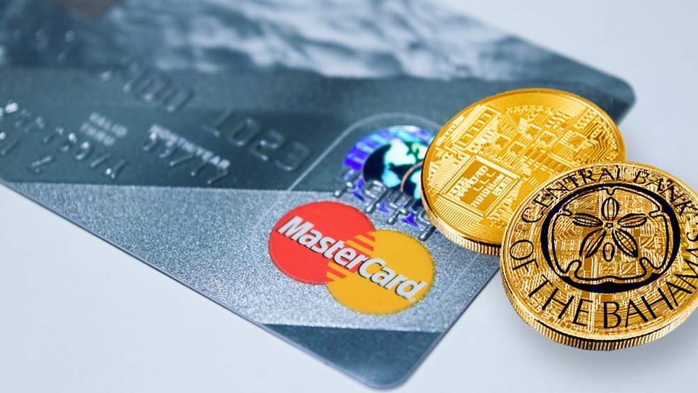 moneda digital banco central bahamas mastercard