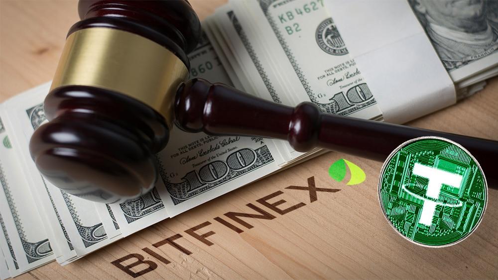 multa estados unidos criptomoneda tether Bitfinex