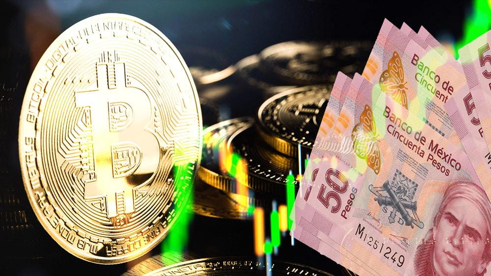precio bitcoin trafing pesos mexicanos