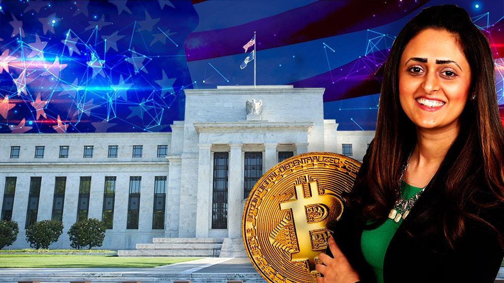 Innovación reserva federal Estados Unidos bitcoiner