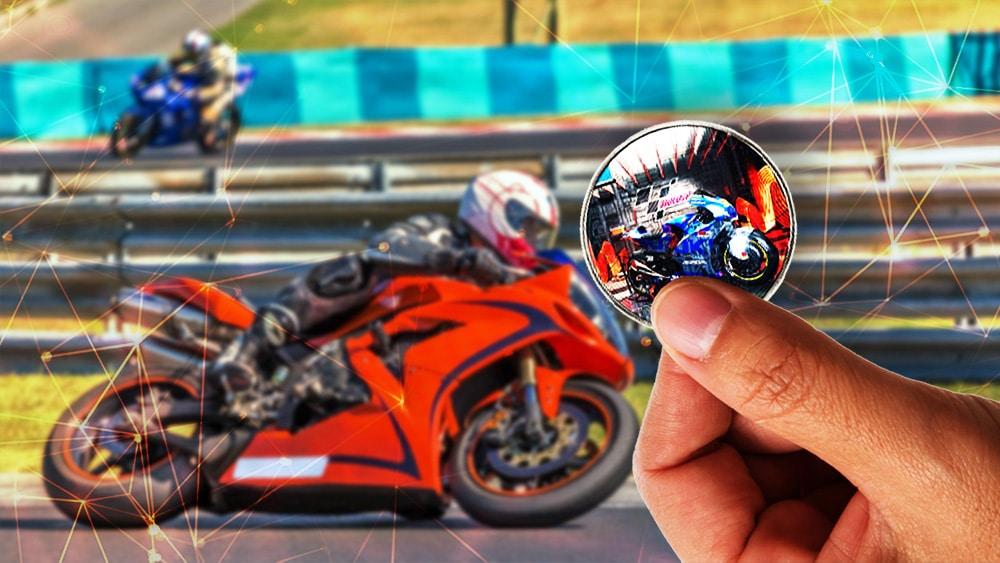 tokens coleccionables no fugibles motocicletas