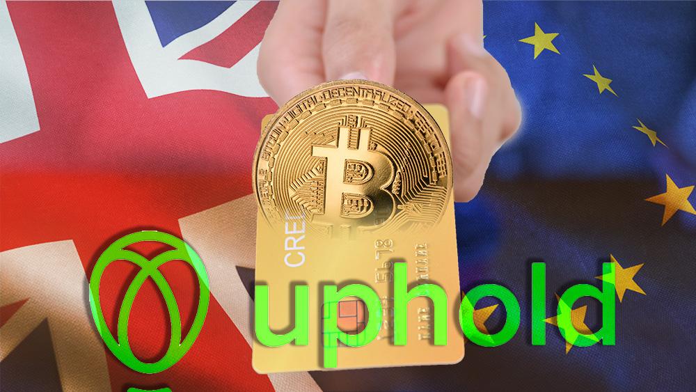 tarjeta debito credito uphols criptomonedas bitcoin