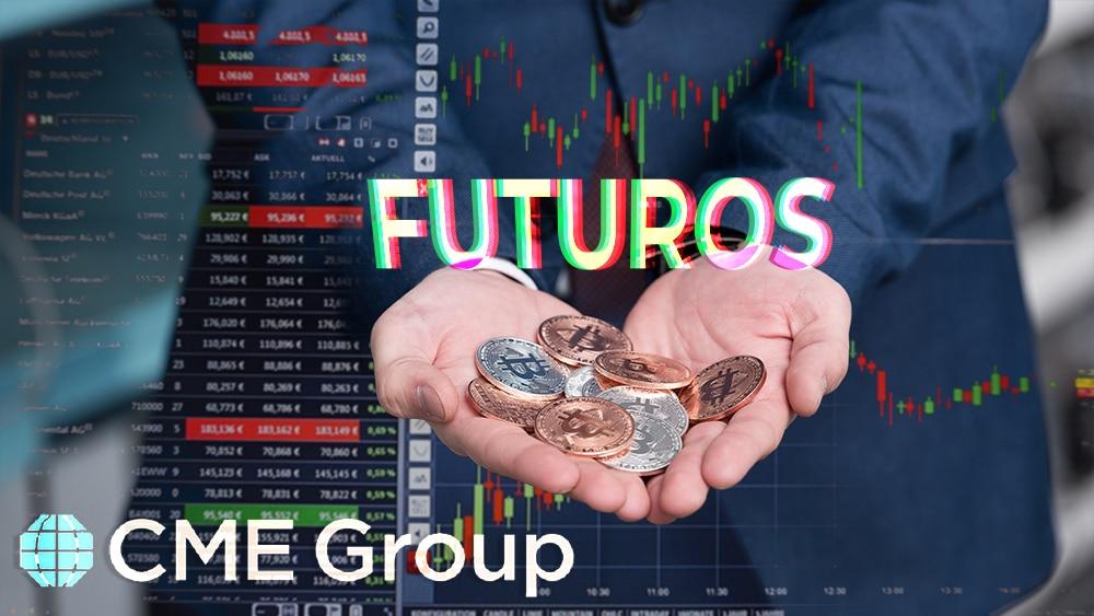 trading futuros criptomonedas bitcoin CME Group