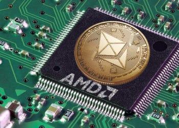 minería ethereum chips AMD