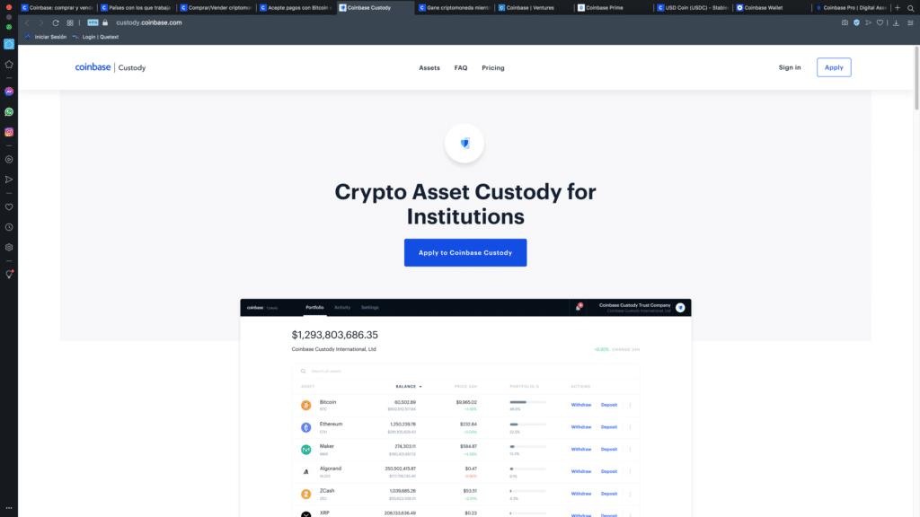 mercado bitcoin custodia criptomonedas
