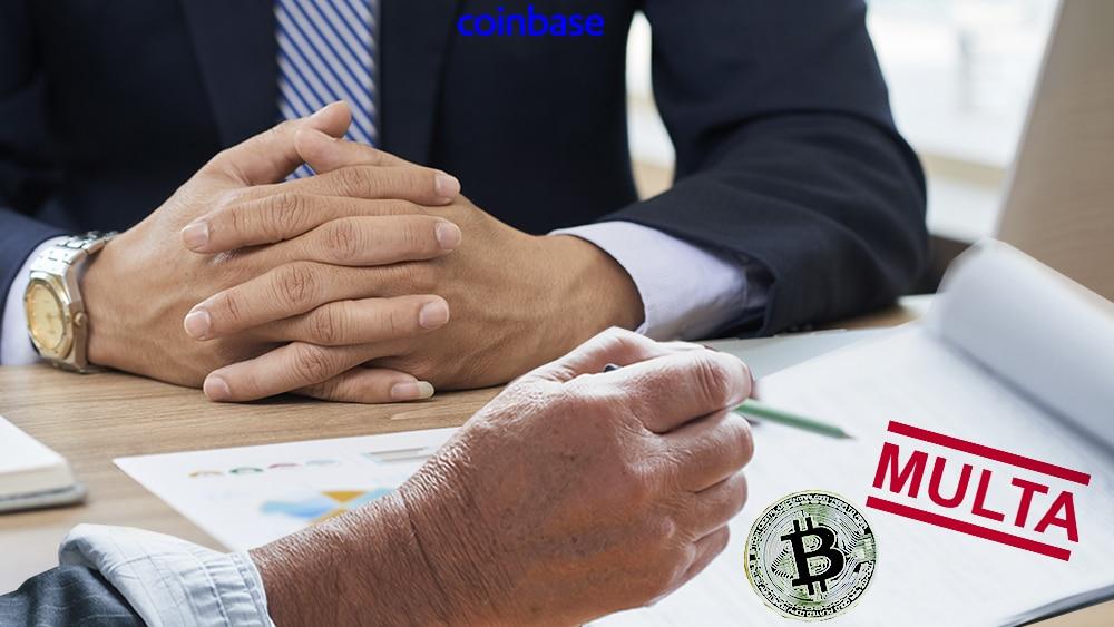 empresario BTC multado exchange