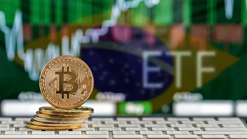 primeros ETF bitcoin latinoamérica Brasil