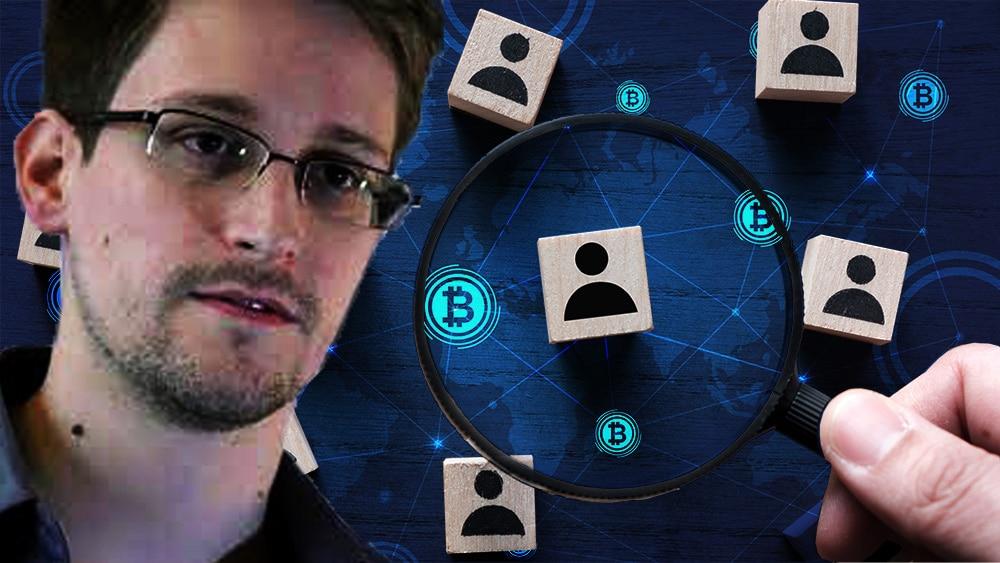 snowden preferencia Zcash privacidad transacciones criptomonedas