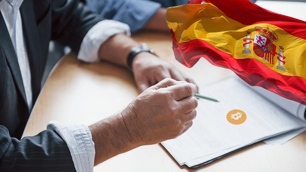 criptomonedas inversionistas ley española