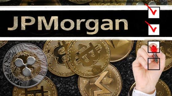 JP Morgan: 10% de los inversionistas institucionales comercian bitcoin y criptomonedas