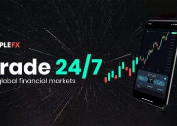 SimpleFX Exchange Trading Bitcoin Forex Apalancamiento CFD