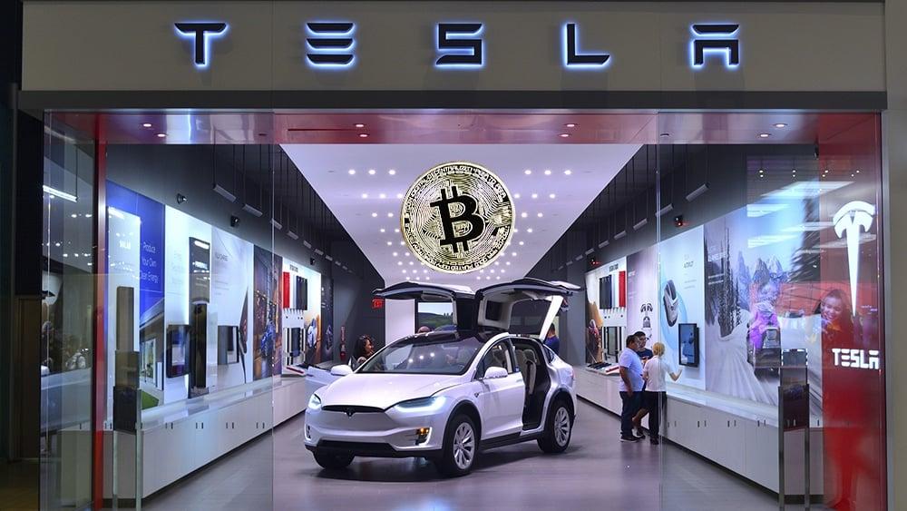 Elon Musk venta vehiculos btc
