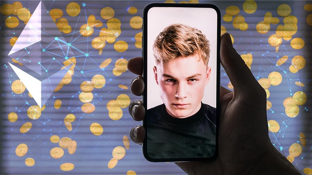 identidad digital blockchain ethereum ingreso basico universal