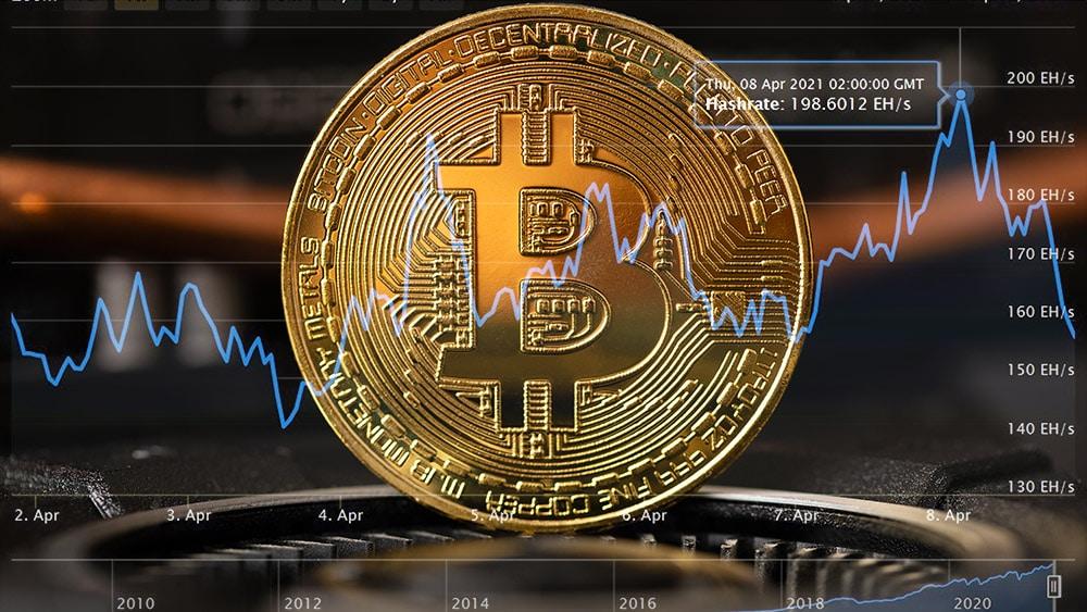 hash rate minería bitcoin
