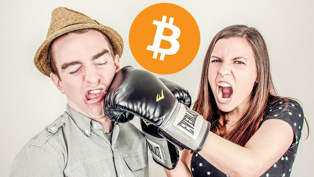 Bitcoin humor frases razones