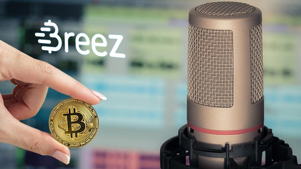 BTC audios donaciones criptomoneda