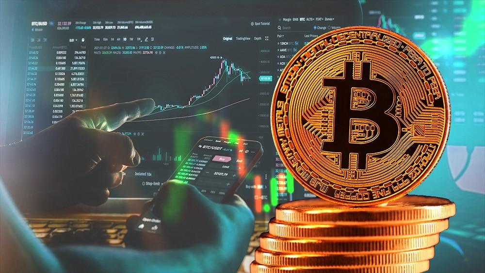 mercados día bitcoin alcista crecimiento precio