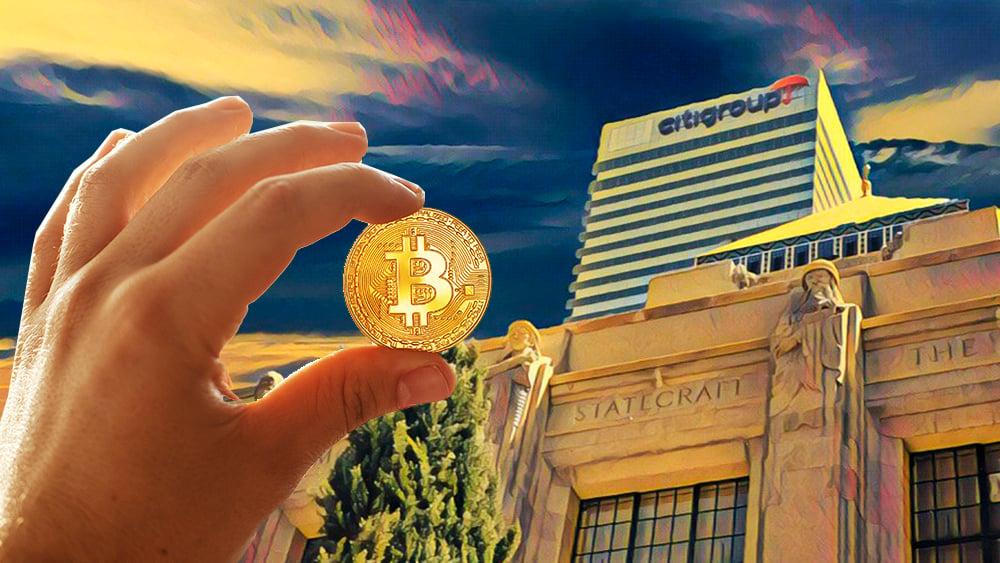 BTC banca moneda fiat